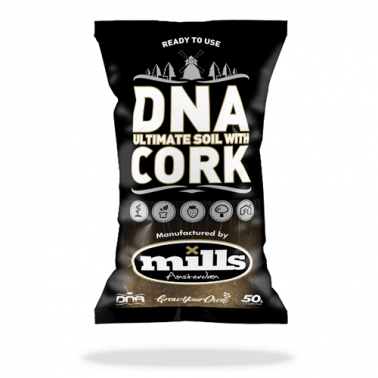 Mills DNA Ultimates Soil with Cork (avec liège)