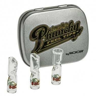 Phuncky Feel Tips Cypress Hill by Roor (filtre en verre)