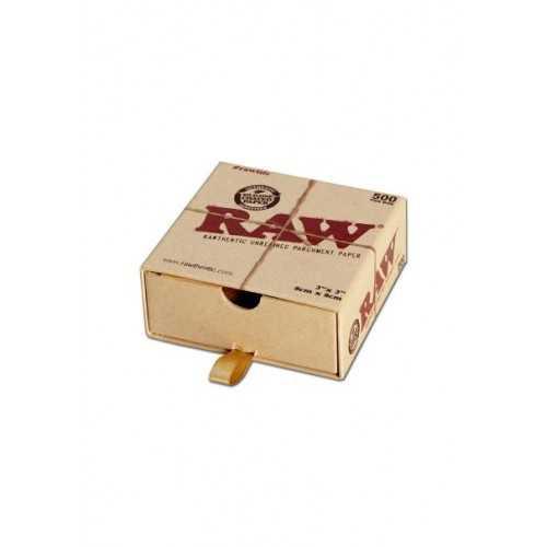 Raw Parchment (papier sulfurisé) 500 pièces