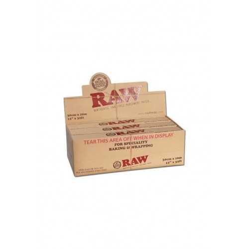 Rouleau Raw Parchment (papier sulfurisé) de 30 cm