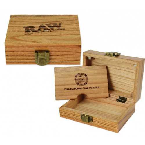 Boite en bois Raw