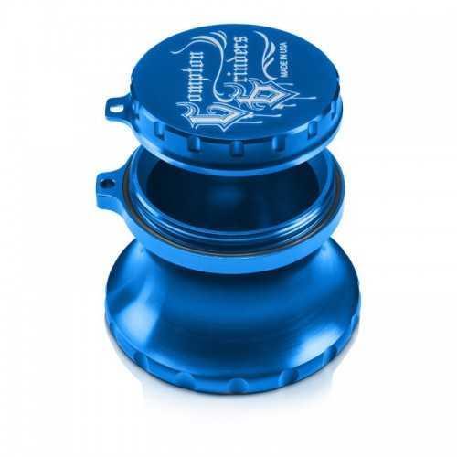 Boite hermétique Compton Grinders Bleu