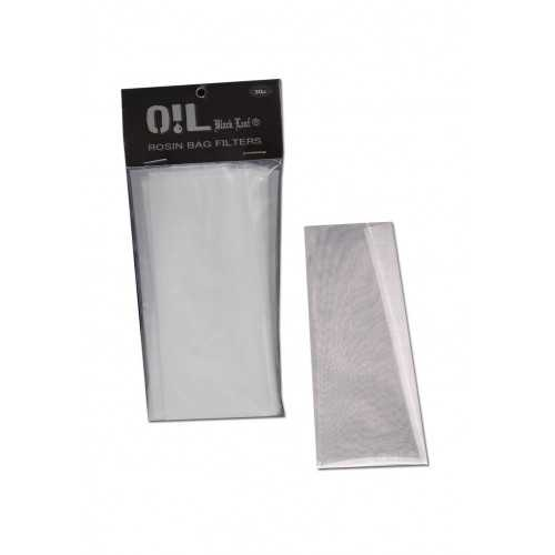 Rosin Bag  Black Leaf taille L mailles 30µm