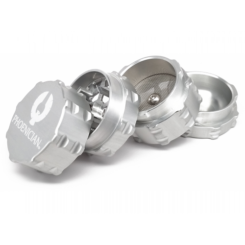 Phoenician Grinder Small chrome
