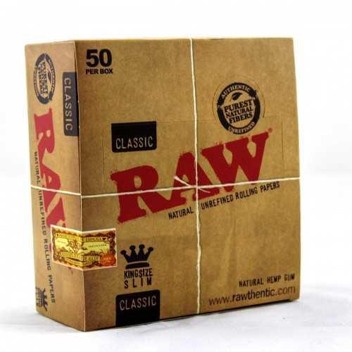 Carton Raw Slim Classic King Size