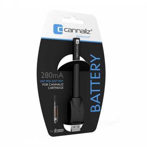 Cannaliz CBD Vaporizer Pen Batterie + Chargeur