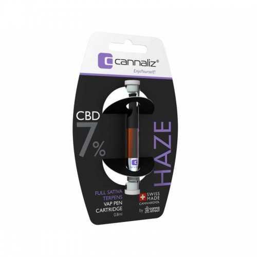 Cannaliz CBD Vape Pen Haze 7%