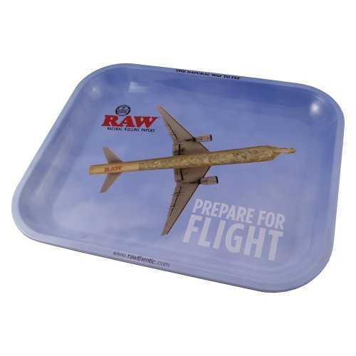 Plateau à rouler Raw Plane L