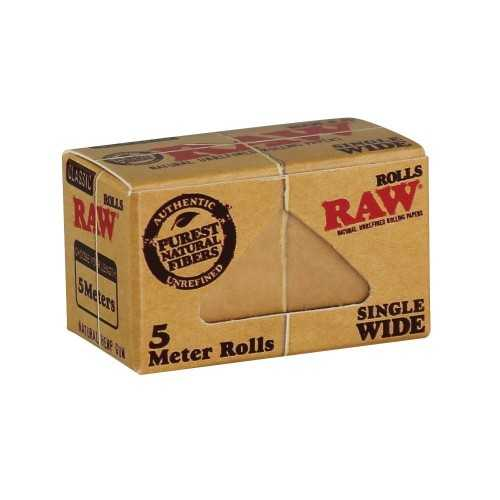 Raw Rolls wild single wide