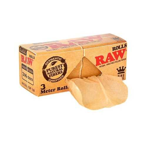 Raw Rolls King Size Slim