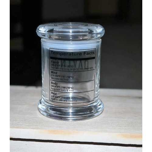 Da Vinci Jar en verre