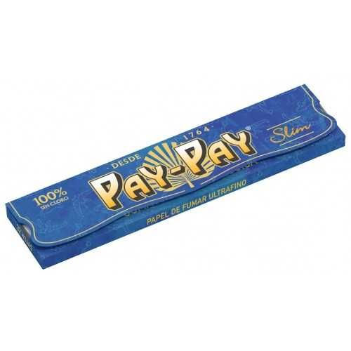 Feuille à rouler PAY PAY GO Green King Size Slim