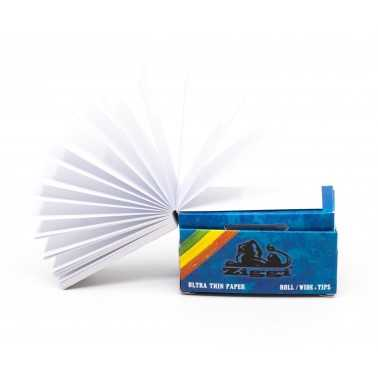 Ziggi Paper Rolls + Tips