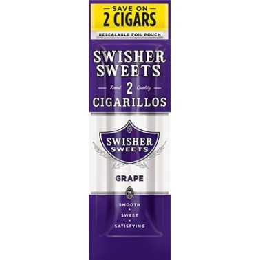 Blunt Swisher Sweets Cigarillos Grape
