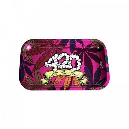 Plateau à rouler Smoking Arsenal 420 All The Time Small