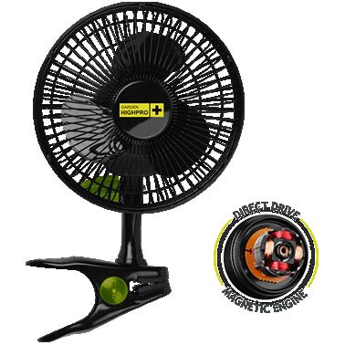 Ventilateur Clip Fan Garden High Pro 15cm 5W
