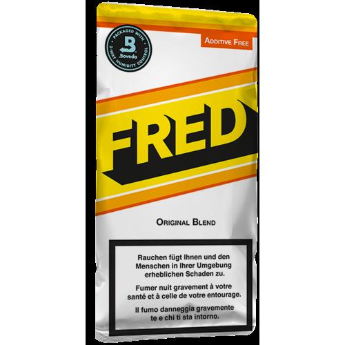 Tabac Fred Original Blend 35g + un paquet de feuille GIZEH Regular ou King Size Slim
