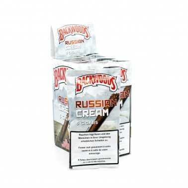 Blunts Backwoods Russian Cream édition limitée