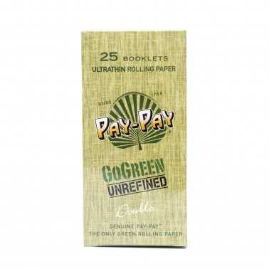 Carton de feuille à rouler PAY PAY GO Green double
