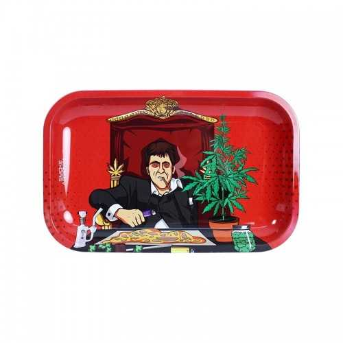 "Plateau à rouler Smoking Arsenal Small ""Scarface"""