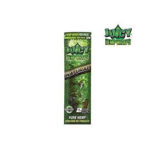 Juicy Hemp Blunts Wraps Original