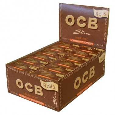 Carton de Rolls OCB Virgin King Size