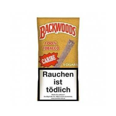 Blunts Backwoods Caribe (5 pièces)