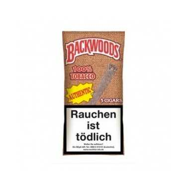 Blunts Backwoods Authentic (5 pièces)