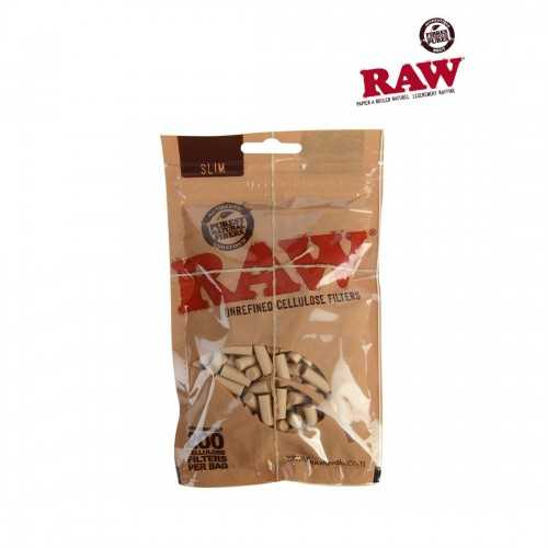 Filtre Raw slim en celllulose 6 mm