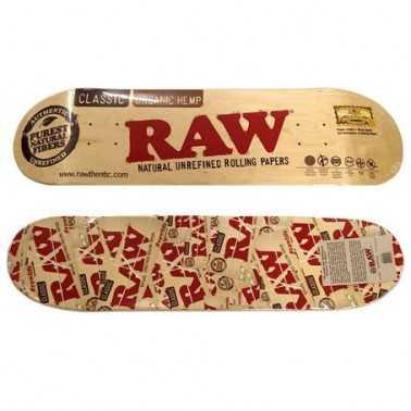 Skateboard Raw MIX