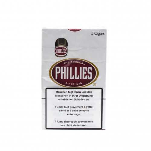 Phillies Blunts Original King Size (5 pièces)
