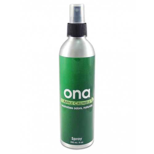 ONA Spray Pomme Crumble 250 ml.