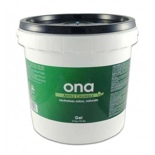 ONA Gel pomme Crumble 4l