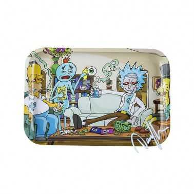 "Plateau à rouler Dunkees ""Rick & Morty"""