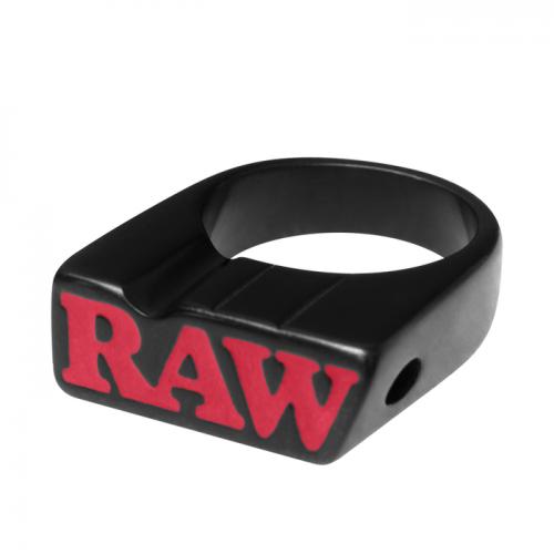 Bague Raw Black (édtion limitée)