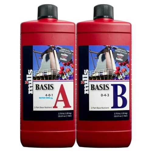 Mills Basis A+B 1l