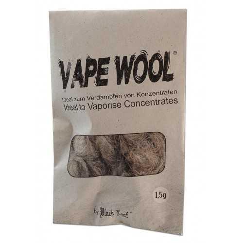 Vape Wool Fibre de chanvre 1,5g