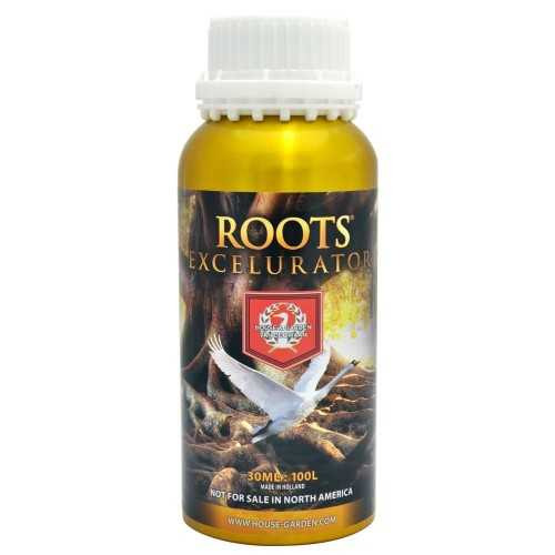 House&Garden Roots excelurator gold 250ml
