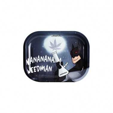 "Plateau à rouler Smoking Arsenal ""Weedman"""