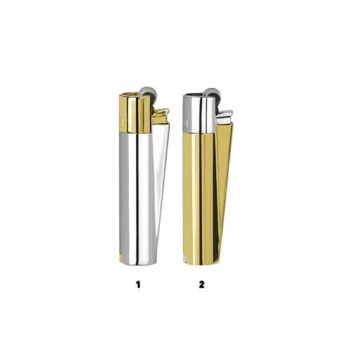 Clipper Metal Gold & Silver + boite