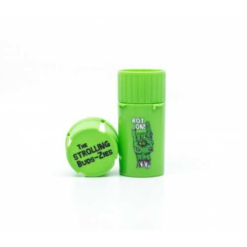 "Medtainer Boite + Grinder  édition limitée Zombie ""Rot On"""