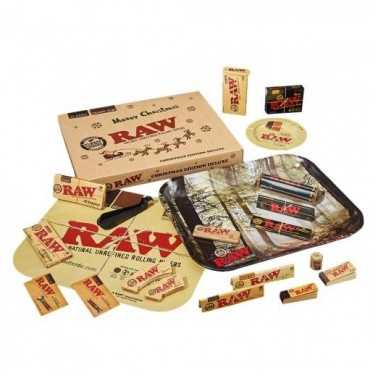 Raw Pack Christmas Edition Deluxe