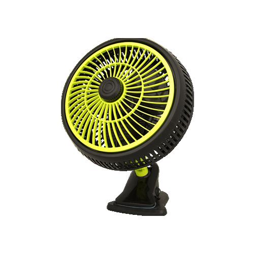 Ventilateur Clip Fan Garden High Pro 20 cm 12W