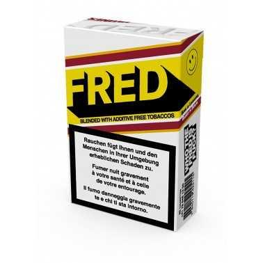 Cigarettes Fred Jaunes