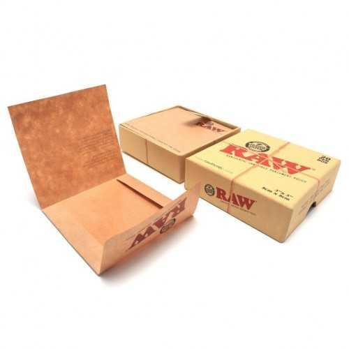 Raw Parchment Pouch (papier sulfurisé)