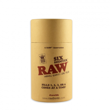 Raw 6 Shooters King Size Slim