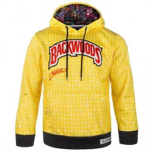 Hoodie BackWoods Banana