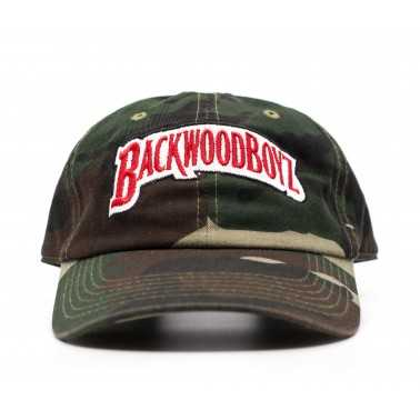 Dad Cap Camo BackWoodBoyz