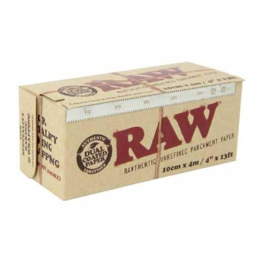 Rouleau Raw Parchment (papier sulfurisé) de 4M X 10CM