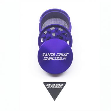 Grinder SCS 4part Medium Purple